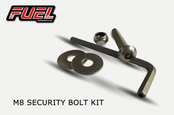 Exhaust Security Bolt Kit - Single
