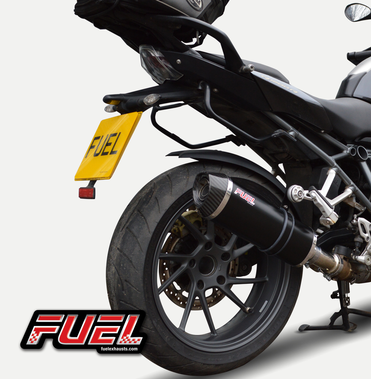 Bmw R1200r 2015 Fuel Exhausts Available Now