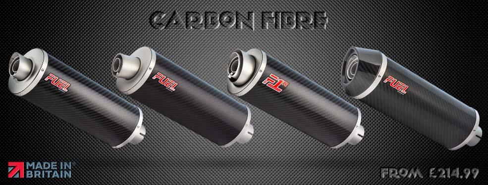 Carbon Fibre Exhausts