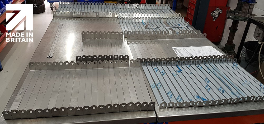 Manufacturing Exhaust Mounting Brackets