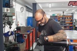 Repacking & Resleeving Exhausts