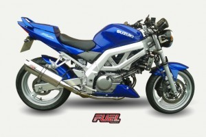 Suzuki SV650 Aftermarket Motorcycle Exhausts