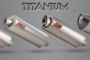 Titanium Exhausts