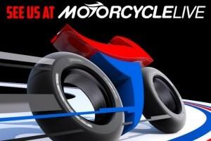 See Us At Motorcycle Live
