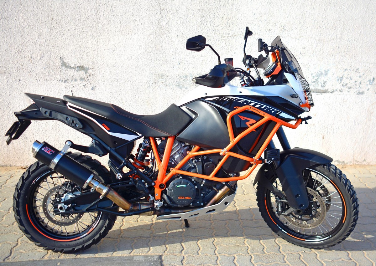 ktm 1190 adventure r 2013 exhaust gallery. Black Bedroom Furniture Sets. Home Design Ideas