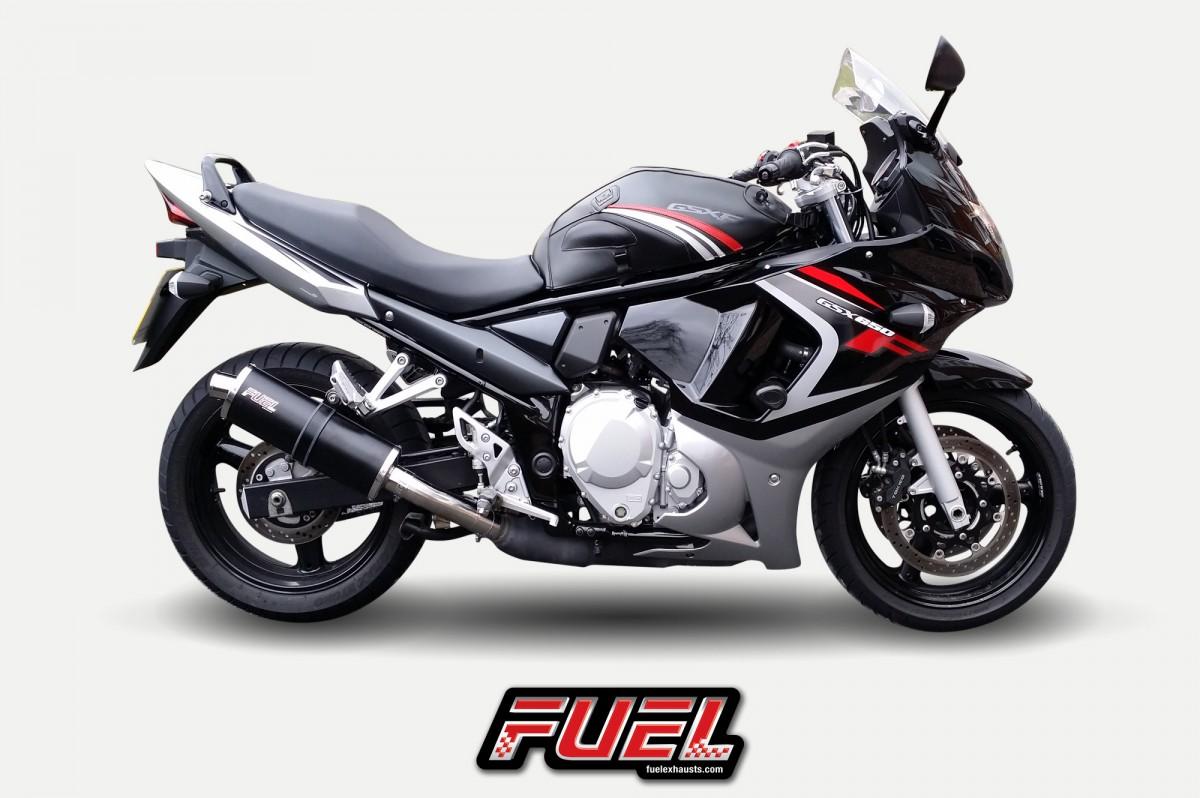 Suzuki Motorbike Exhausts