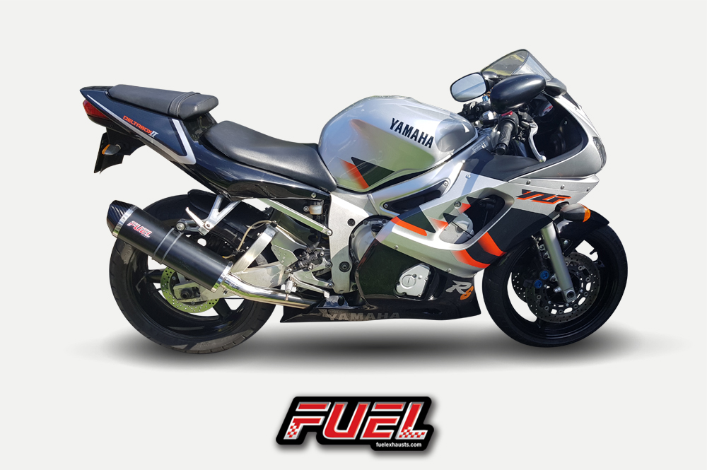 yamaha yzf600 r6 carb model 1998 02 exhaust gallery. Black Bedroom Furniture Sets. Home Design Ideas