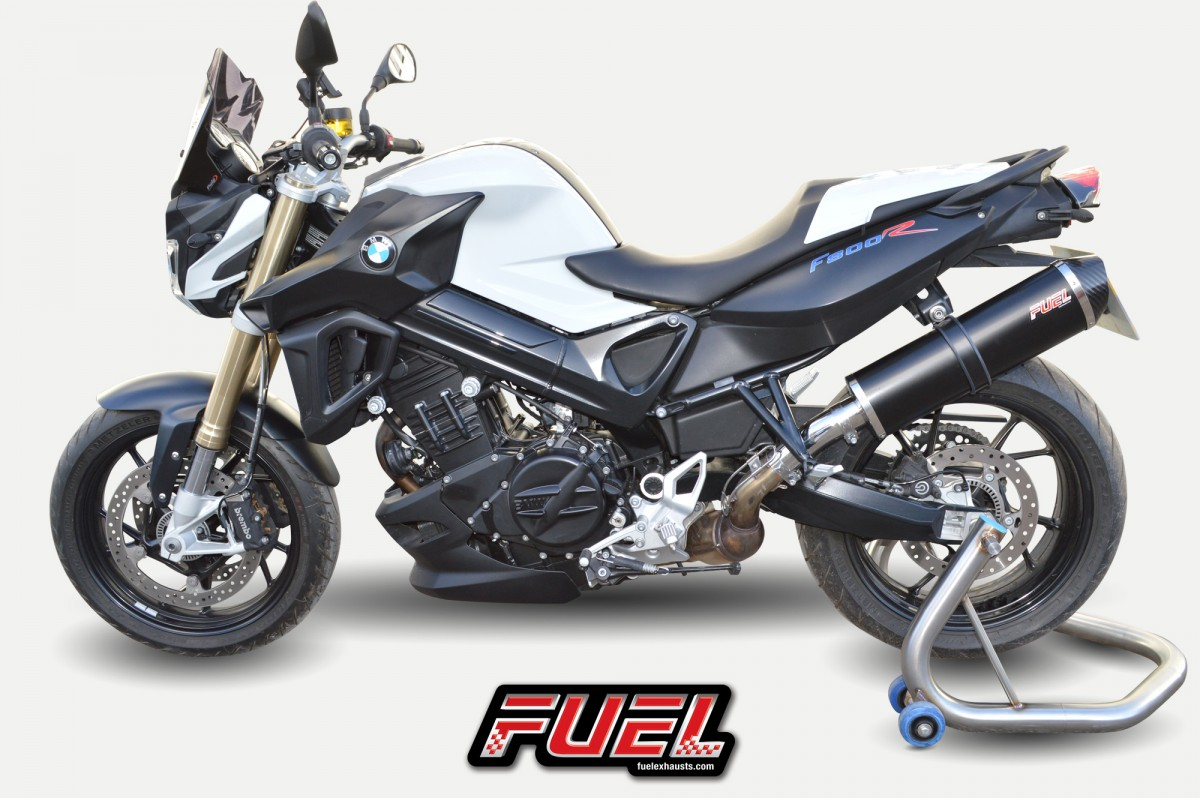bmw f800r sport 2009 exhaust gallery. Black Bedroom Furniture Sets. Home Design Ideas