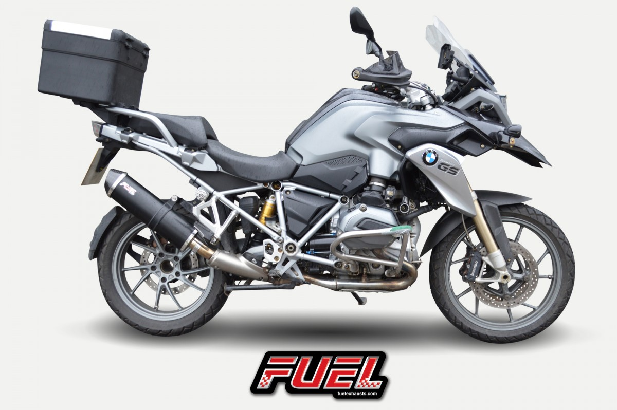 bmw r1200gs lc 2013 exhaust gallery. Black Bedroom Furniture Sets. Home Design Ideas