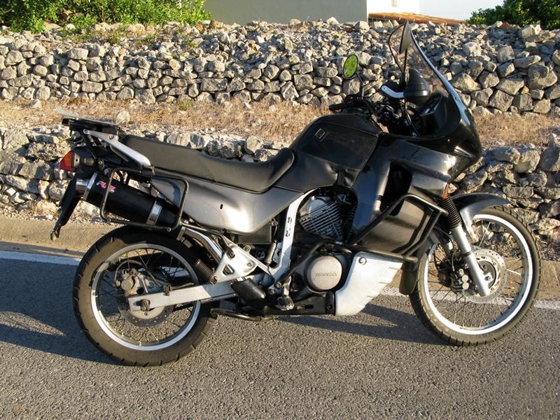 Honda Transalp Xl600v 1987 99 Exhaust Gallery