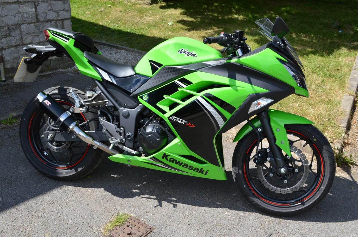 Kawasaki Ninja Track Bike For Sale