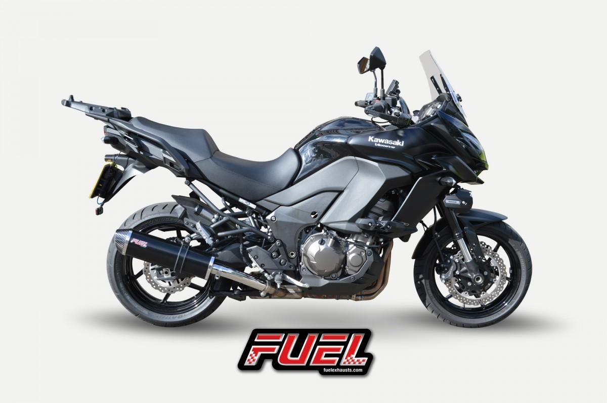 Kawasaki Versys Slip On Exhaust