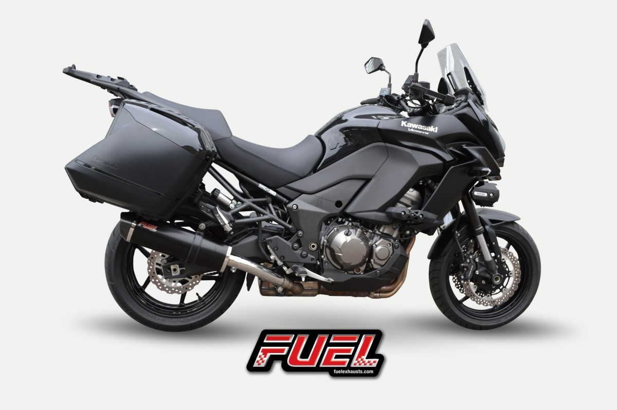 kawasaki versys 1000 tourer gt 2015 exhaust gallery. Black Bedroom Furniture Sets. Home Design Ideas