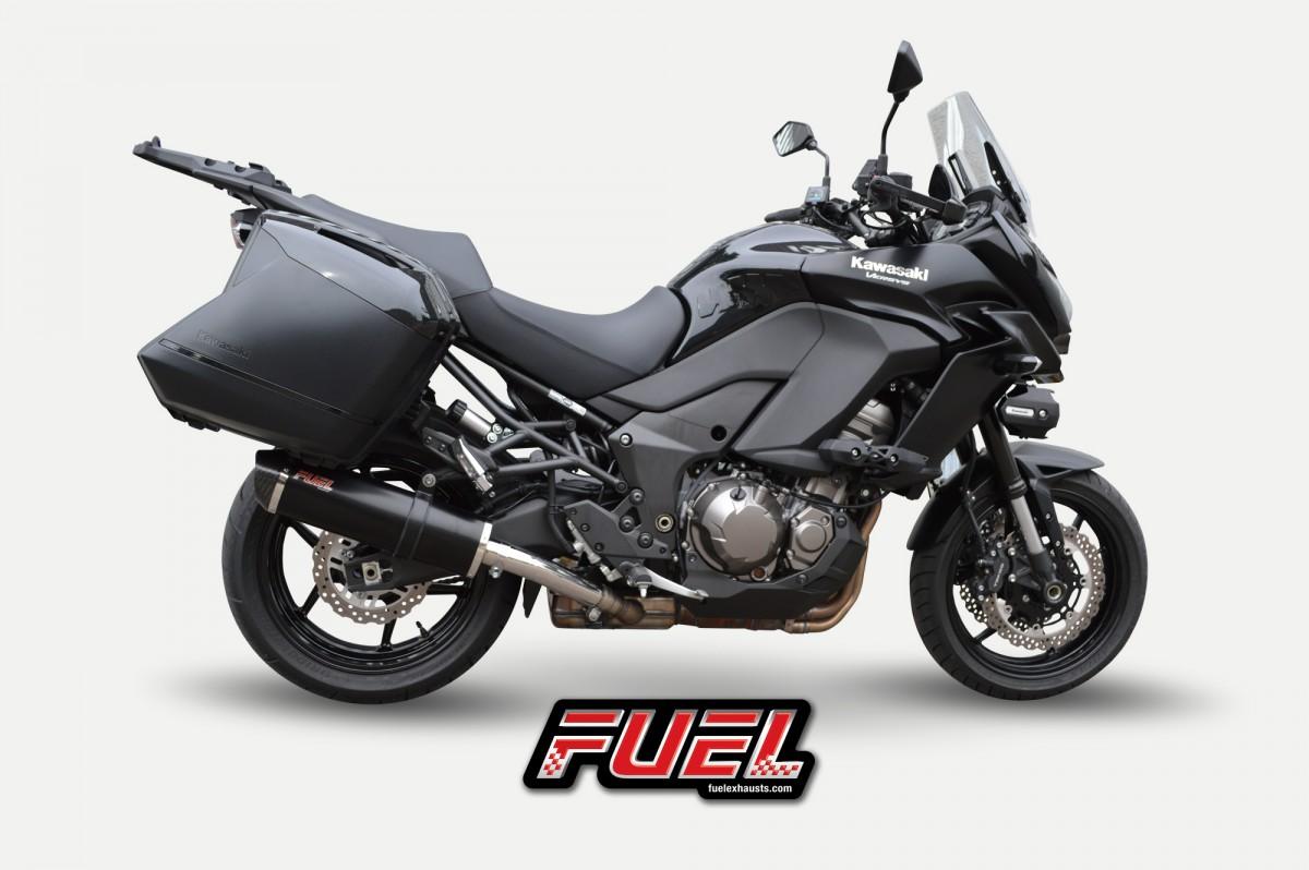 Kawasaki Diablo Black