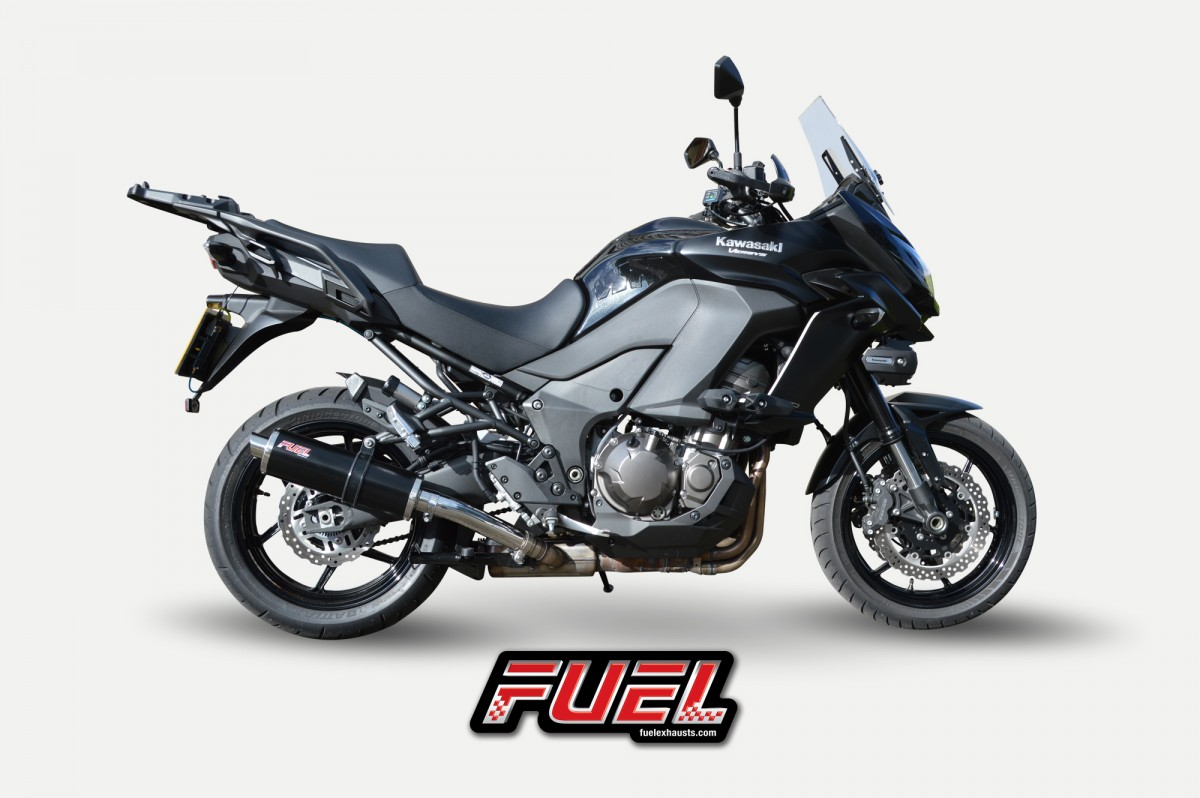 kawasaki versys 1000 2015 exhaust systems. Black Bedroom Furniture Sets. Home Design Ideas