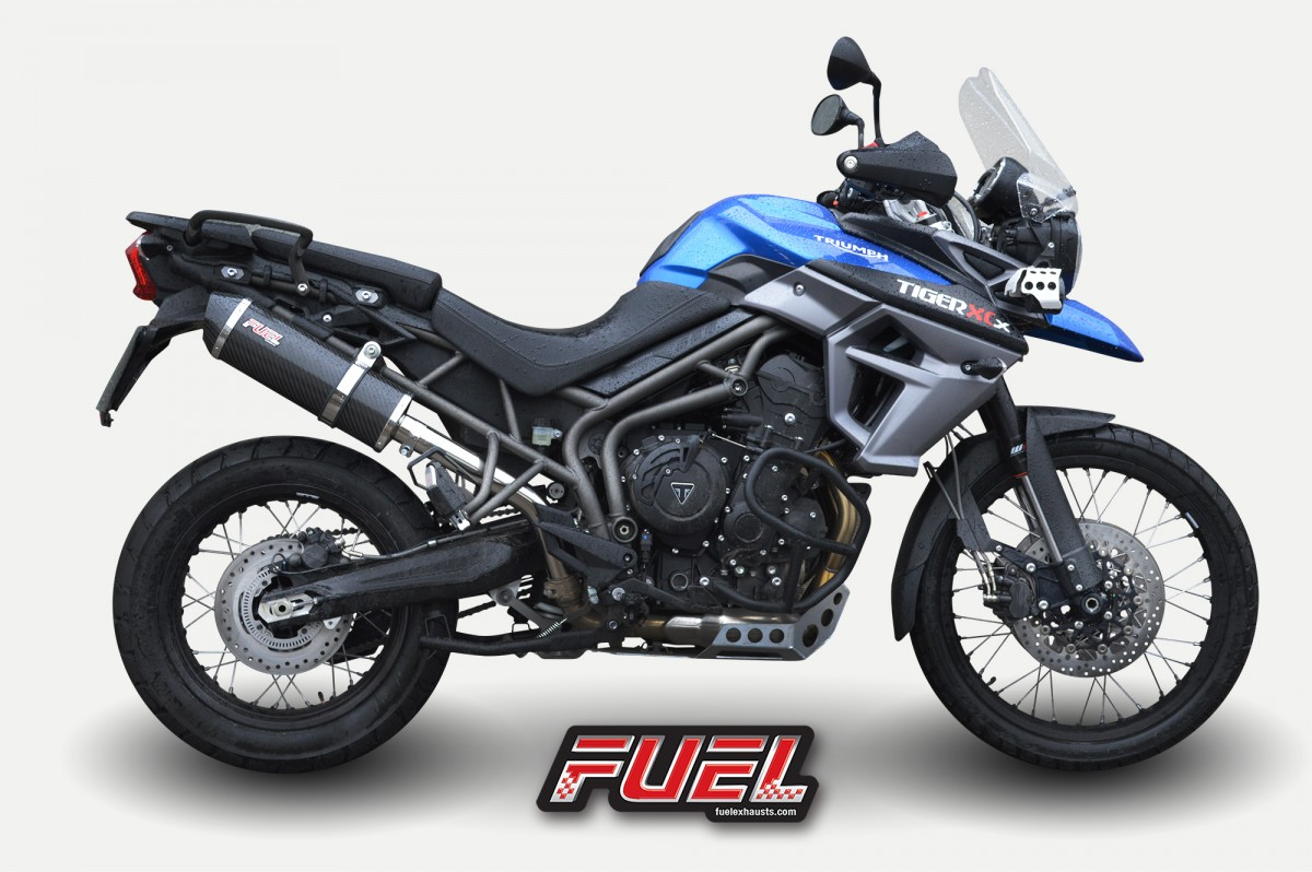 Triumph Tiger 800 Xc Xr 2015 17 Exhaust Gallery