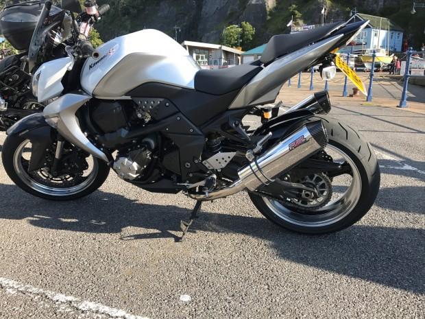 Kawasaki Z1000 (2007-09)