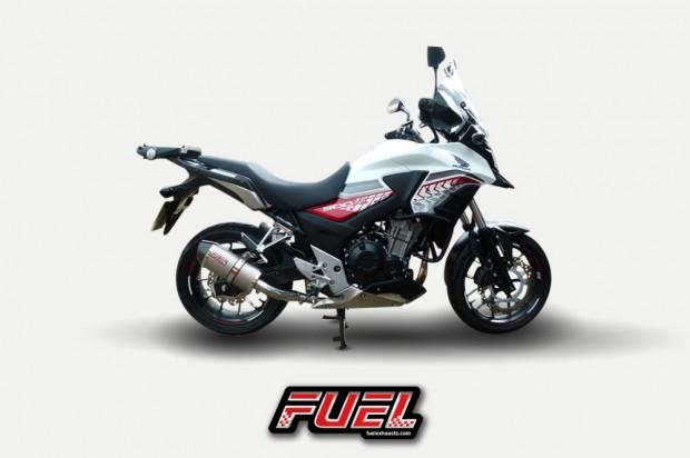 Honda CB500X (2013-16)