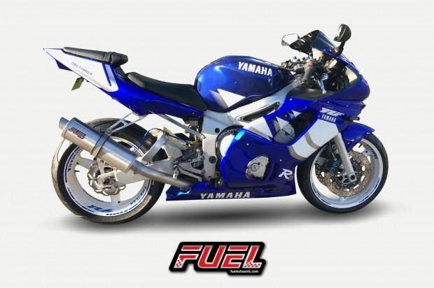 Yamaha R6 1998-2002