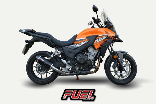 Honda CB500X (2017>)