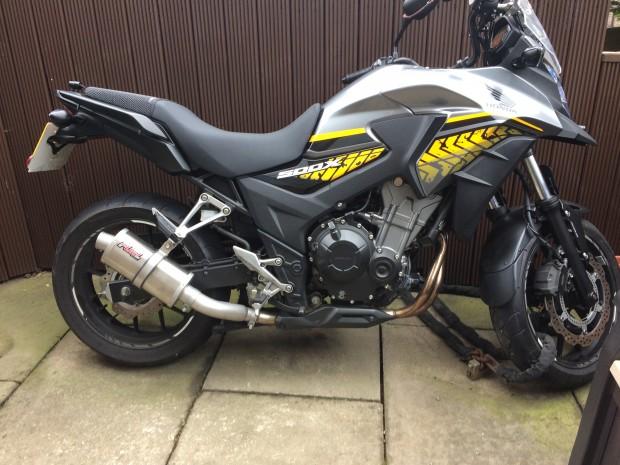 Honda CB500X 2017+