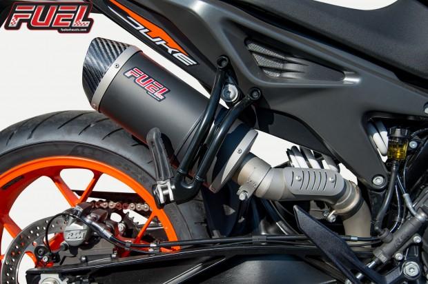 KTM 790 Duke 2020 (Decat)