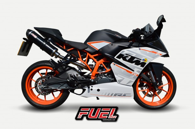 KTM RC390 High Level