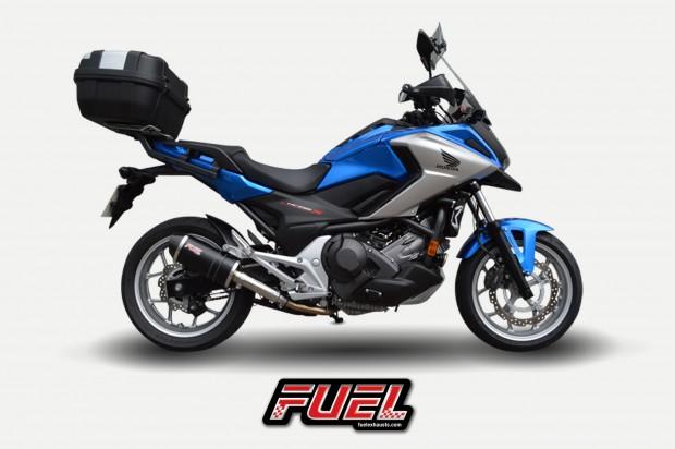 Honda NC750 X 2016