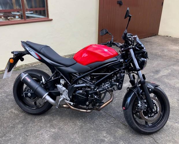 Suzuki SV650 2016+
