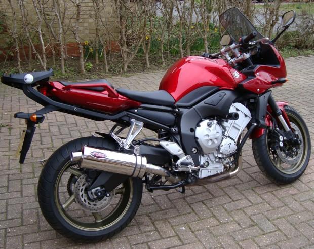 Yamaha FZ1000 FZ1 Fazer