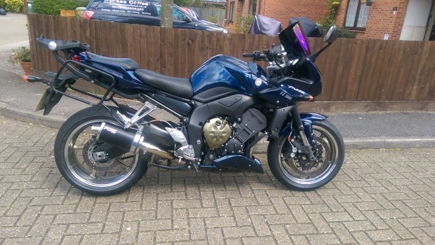 Yamaha FZ1