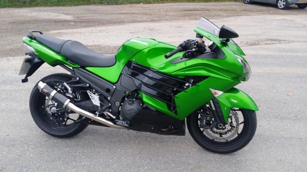 Kawasaki ZZR1400  2012>