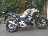 Honda CB500X (2013>)