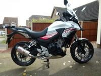 Honda CB500X 2013-16