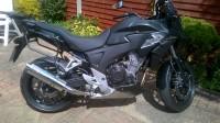John's Honda CB500x
