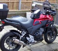 Honda CB500X 2013+
