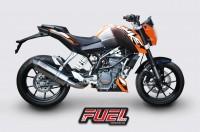 KTM 125 DUKE 2014