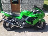 Kawasaki ZZR1400 12>