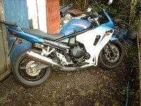 James' Suzuki GSX650F