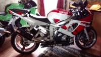 Yamaha R6 98-02